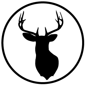wonderlich outdoors iowa hunting icon