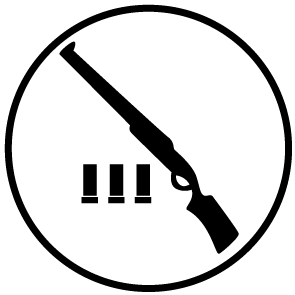 gun sales icon